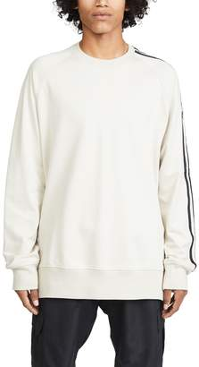 Y-3 Y 3 Crew Neck Sweater