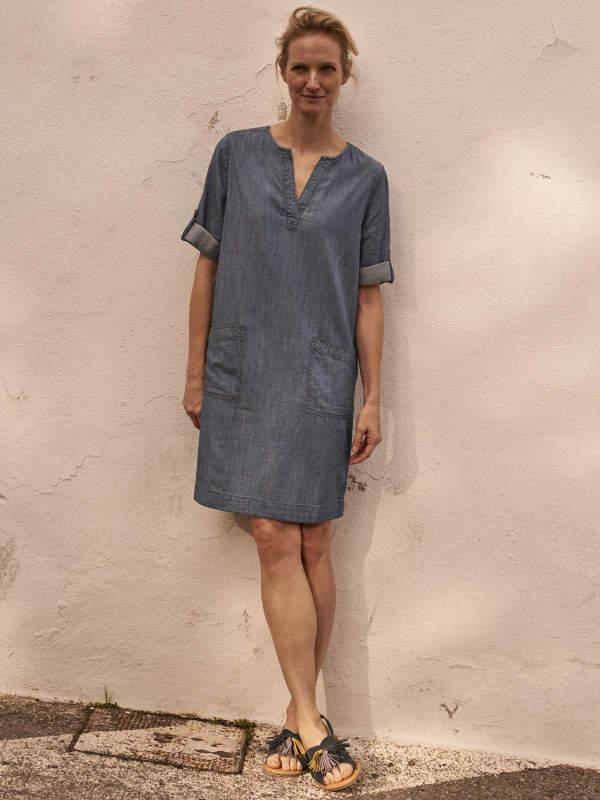Frankie Denim Dress