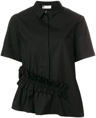 Lanvin ruffle-trimmed shirt