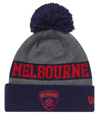 New Era Melbourne Demons 2018 Jake Beanie