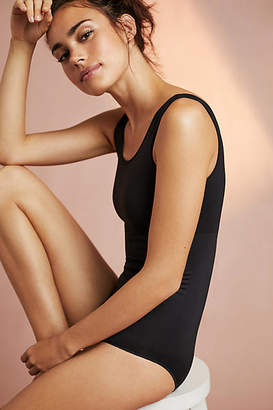 fdc0cd8fd at Anthropologie · Spanx The Base Tank Bodysuit