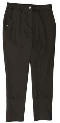 Thakoon Button-Accented Skinny Pants