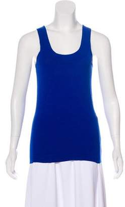Donna Karan Sleeveless Knit Top
