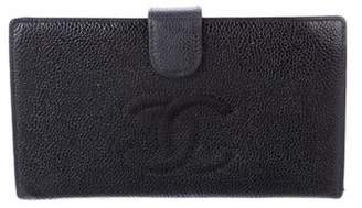 Chanel Timeless French Purse Wallet