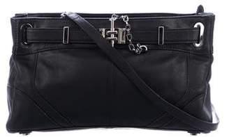 Rachel Zoe Belted Leather Crossbody Bag
