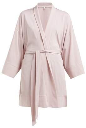 7ee1fadde0 Skin - Serena Pima Cotton Robe - Womens - Light Pink