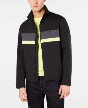 HUGO BOSS Men's Colorblocked Jacket