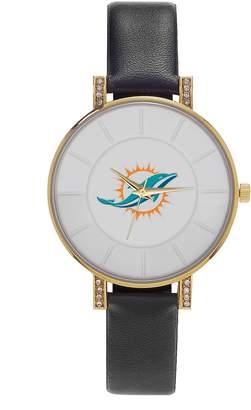 Women's Sparo Miami Dolphins Lunar Watch