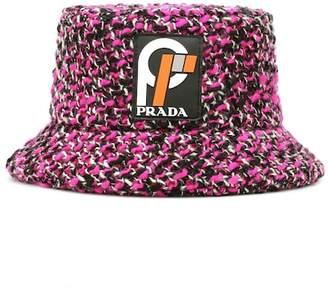 Prada Wool-blend bucket hat
