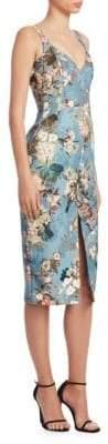 Nicholas Arielle Floral-Print Dress