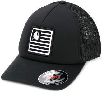 ccc75934b4d Carhartt Heritage logo patch cap