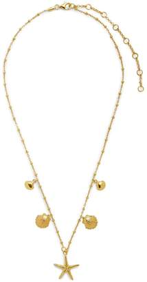 Sirena Soru Yellow Gold-Plated Necklace