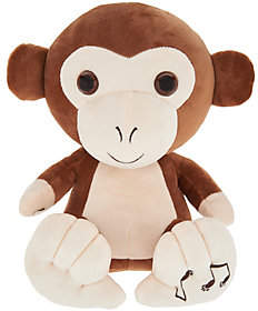 Musical Animal Plush w/Touch Musical Sensorby Quirky