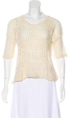 James Perse Wool & Cashmere Knit Sweater