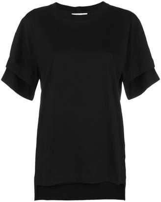 Helmut Lang (ヘルムート ラング) - Helmut Lang ステップヘム Tシャツ