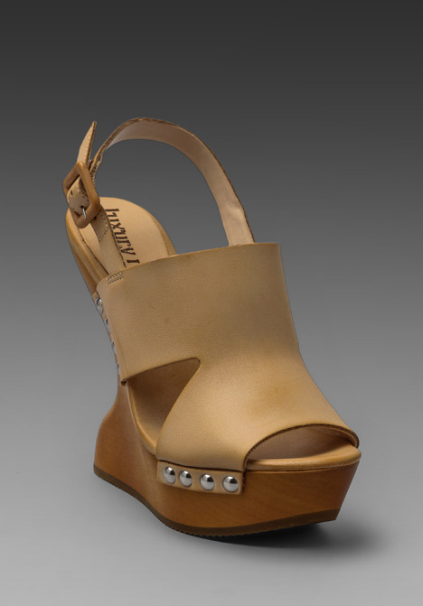 Luxury Rebel Giada Wedge Sandal