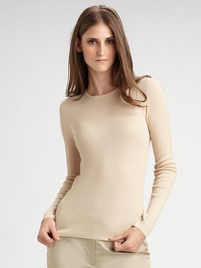 TSE Long Sleeve Crewneck Sweater
