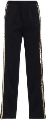 DSQUARED2 Tracksuit Bottoms With Golden Side Bands