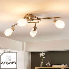 Per Schalter dimmbare LED-Deckenlampe Arda