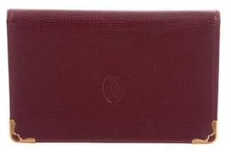 Cartier Leather Card Case