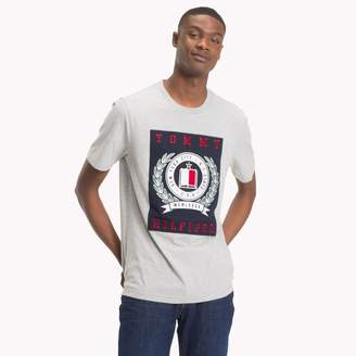 Tommy Hilfiger Embroidered Crest T-shirt