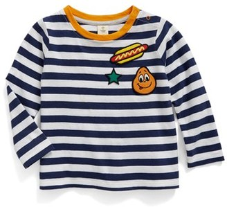 Infant Boy's Tucker + Tate Patches T-Shirt $25 thestylecure.com