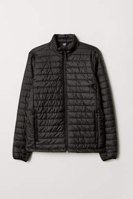 H&M Padded Outdoor Jacket - Black
