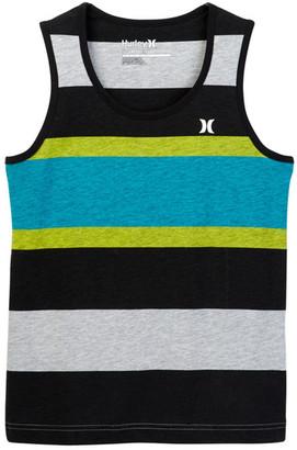 Hurley Earning Stripe Tank (Big Boys) $24 thestylecure.com