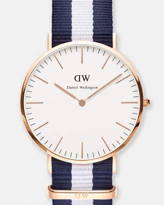 Daniel Wellington Classic Glasgow Rose Gold 40mm