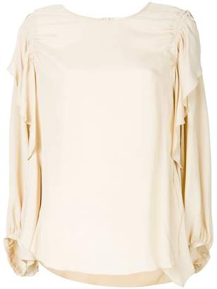 See by Chloe loose fit blouse