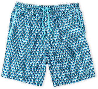Trunks Jr. Swim (Boys 8-20) Tiles Swim