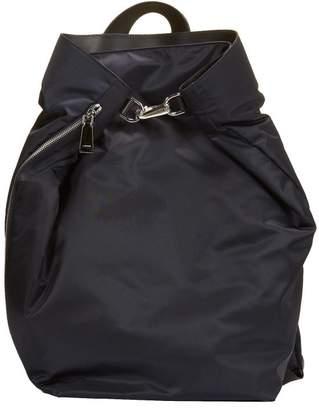 Jil Sander Front Fastening Backpack