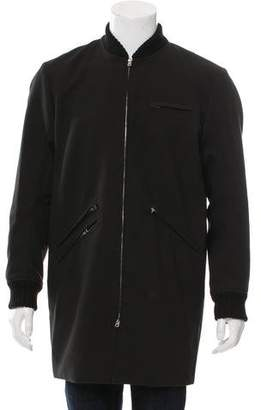 Marni Woven Cutout Coat