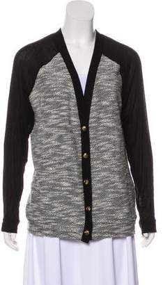 Kain Label Textured Knit Cardigan