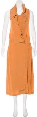 Alexander Wang Sleeveless Maxi Dress