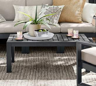 Pottery Barn Outdoor Coffee Side Tables ShopStyle - Pottery barn outdoor coffee table