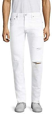 AG Jeans Men's Stockton Distressed Skinny Jeans