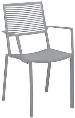 Janus et Cie Easy Armchair - Silver