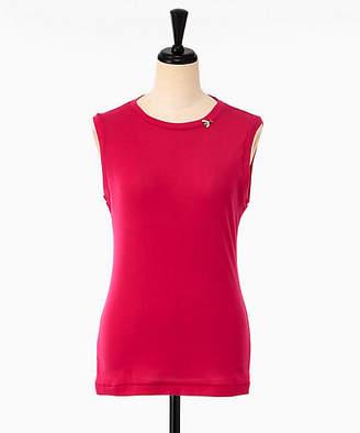 Antipast (アンティパスト) - [Antipast] Cotton Frice N/S Shirts W/Bee(Knt0ne)