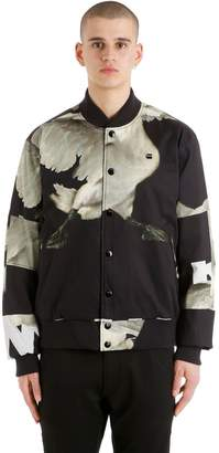 G Star Rackam Sports Padded Bomber Jacket