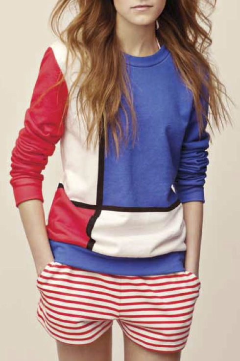 Pret-a-Surf Crewneck Sweatshirt