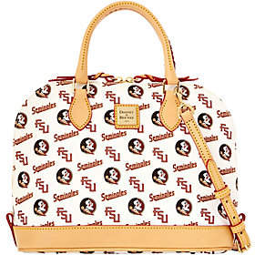 Dooney & Bourke NCAA Florida State UniversityZip Zip Satchel - ONE COLOR - STYLE