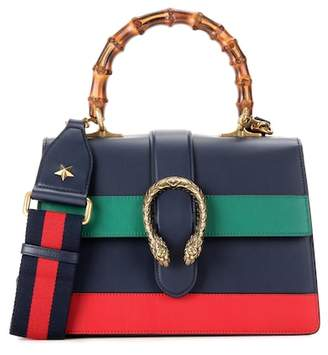Gucci Dionysus Bamboo Medium leather shoulder bag