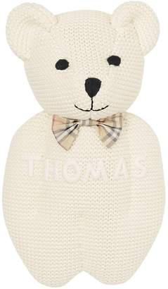Burberry Cotton Cashmere Thomas Bear