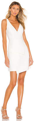 BCBGMAXAZRIA Asymmetrical Dress