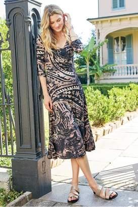 Soft Surroundings Women Katavi Knit Dress