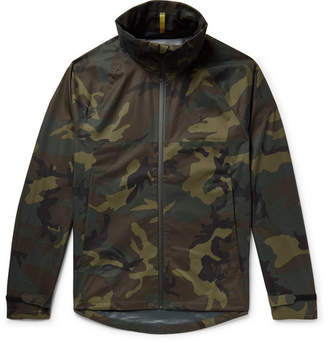Polo Ralph Lauren Waterproof Camouflage-Print Shell Jacket