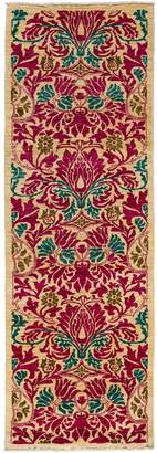 Solo Rugs Arts & Crafts Hand-Knotted Runner