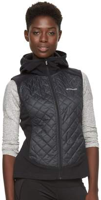 Columbia Women's Warmer Days Fleece Hooded Vest