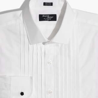 J.Crew Factory Slim-fit tuxedo shirt